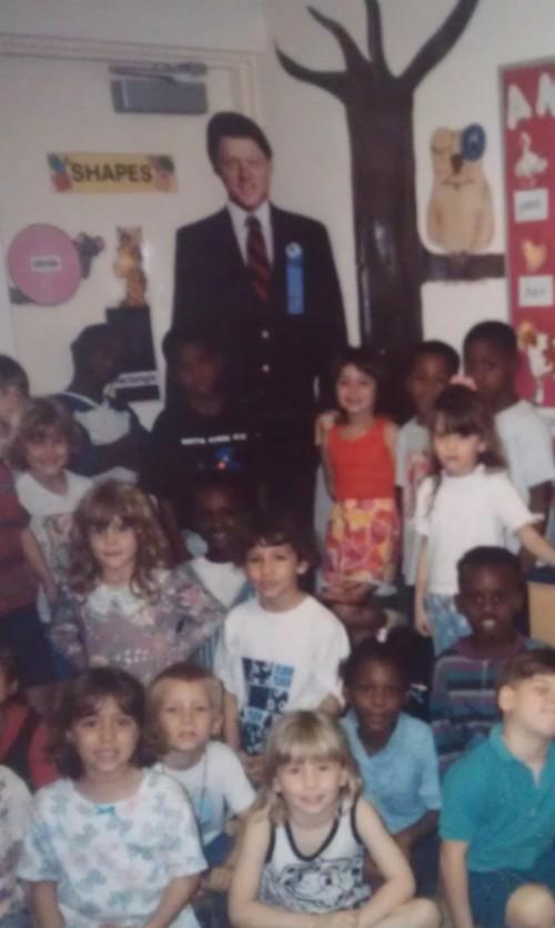 1993 kindergarten class